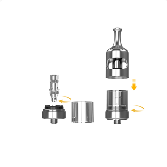 Aspire Nautilus 2S Tank Atomizer 2.6ml-atomizer-Aspire-SmokDaddy