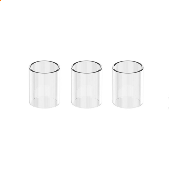 3pcs Glass Tubes for SMOK TFV8 X-Baby Beast & TFV8 X-Baby Beast RBA Tank Atomizer (SALE)-Accessories-SMOK-SmokDaddy