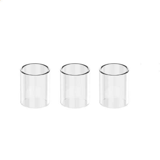 3pc Glass Tubes for Smok TFV8 Baby & TFV12 Baby Prince Tank Atomizer-Accessories-SMOK-SmokDaddy