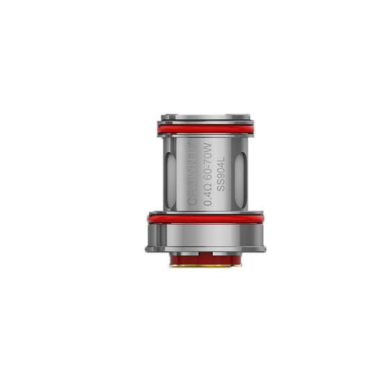 Uwell Crown IV Tank Replacement Coil (4pcs/Pack)-atomizer-Uwell-SmokDaddy