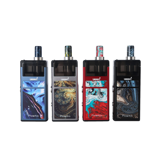 Smoant Pasito Rebuildable Pod Kit 1100mAh 3ml-kit-Smoant-SmokDaddy