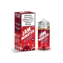 100ml Jam Monster Fruit Monster E-liquid(25PG/75VG)-E-Liquid-Jam monster-Strawberry-3mg-SmokDaddy