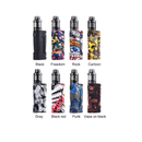 Vapor Storm Eco Disposable Starter Kit-kit-Vapor-Gray-SmokDaddy
