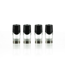 Moti Pod Cartridges 4pcs - Black-atomizer-MOTI-SmokDaddy