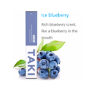XIAOMI TAKI mini disposable e-cigarette Nicotine content 50mg/ml-kit-TAKI-Ice blueberry-SmokDaddy
