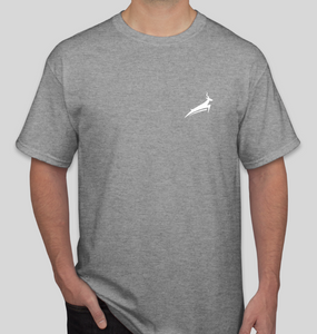 Gray Trackster Icon Shirt