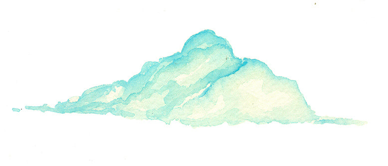 Cloud Set Wall Decals