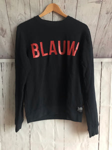 Sweat Blauw SCOTCH & SODA