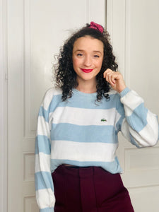 Pull rayée « Lacoste »