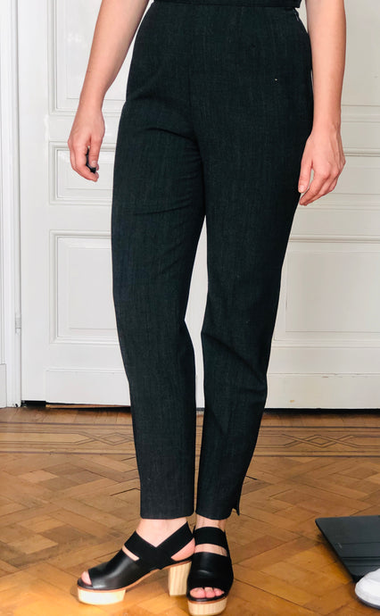 Pantalon de costume gris NEW MANN