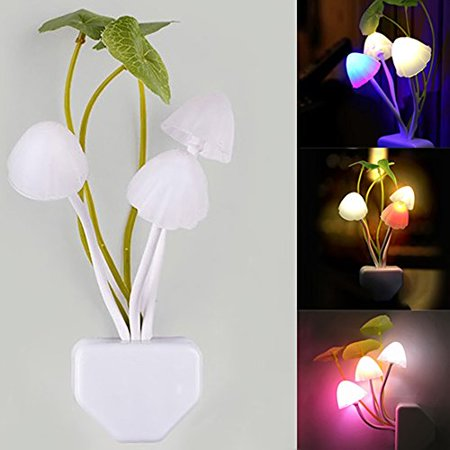 Mushroom LED Night Light