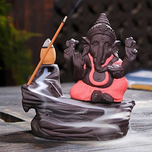 Lord Ganesha Incense Burner