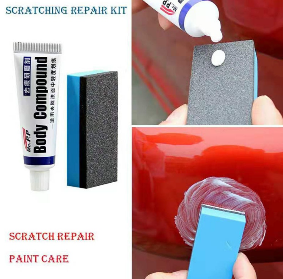 Amazing Car Scratch Eraser