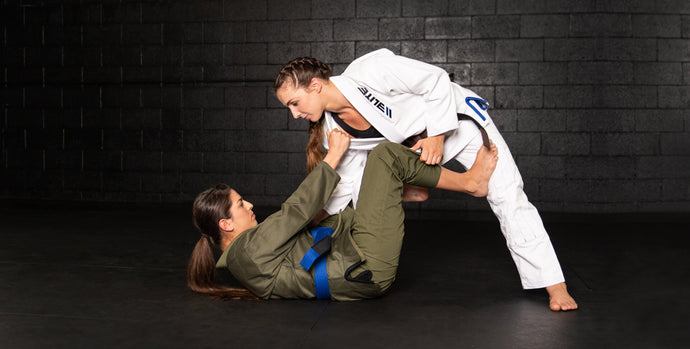 The importance of Training Brazilian Jiu-Jitsu in a Gi