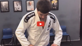 Elite sports team elite Bjj Fighter Aaron Brooks video