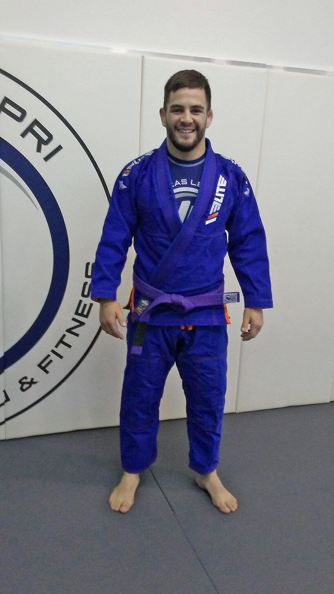 Elite Sports Team Elite Bjj Fighter  Brad Barnett Image3