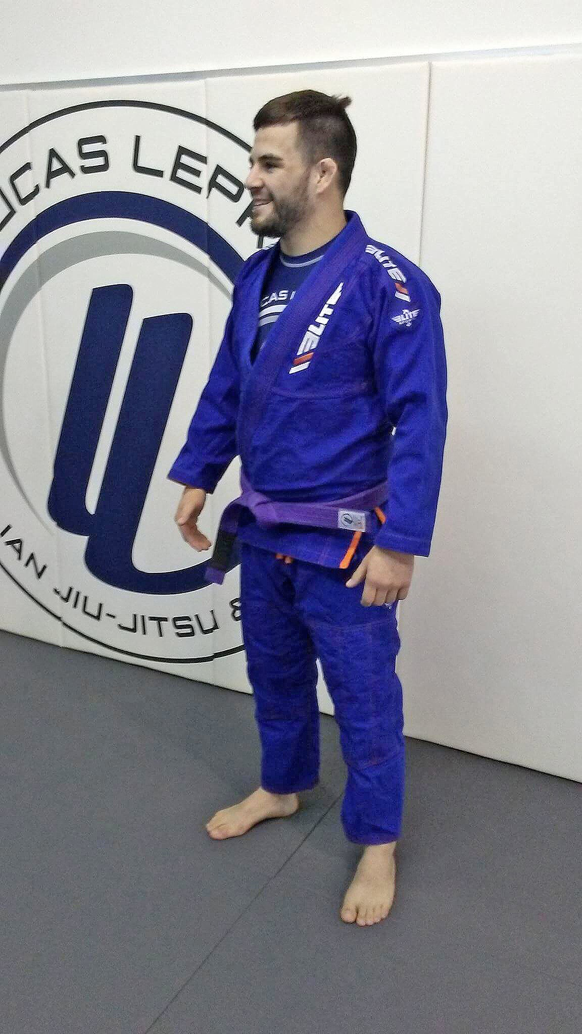 Elite Sports Team Elite Bjj Fighter  Brad Barnett Image9