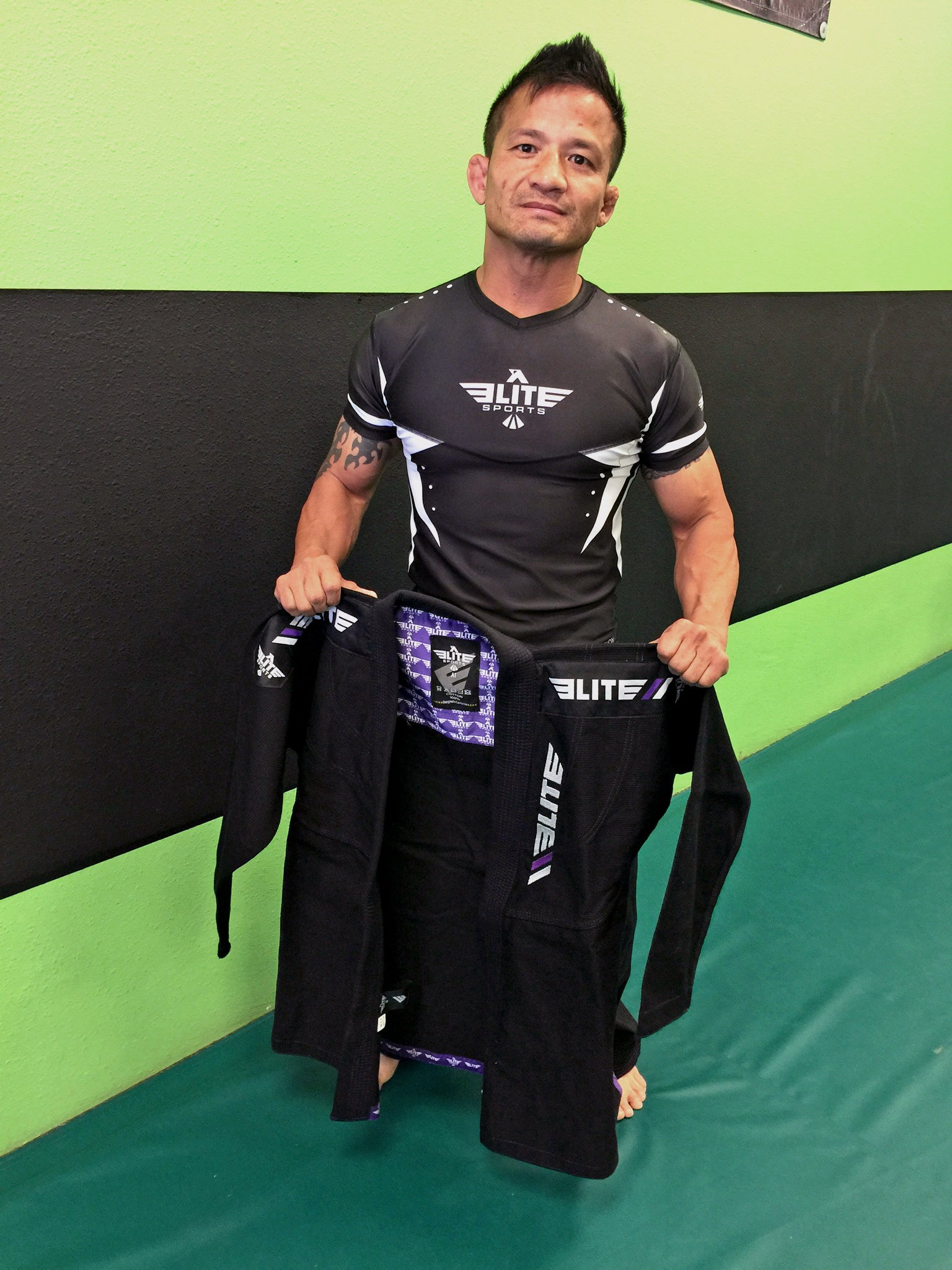 Elite Sports Team Elite Bjj Fighter Jet Lee  Image6