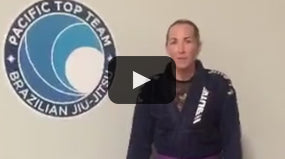 Elite sports team elite Bjj Fighter Kimberly Pruyssers video thumbnail1
