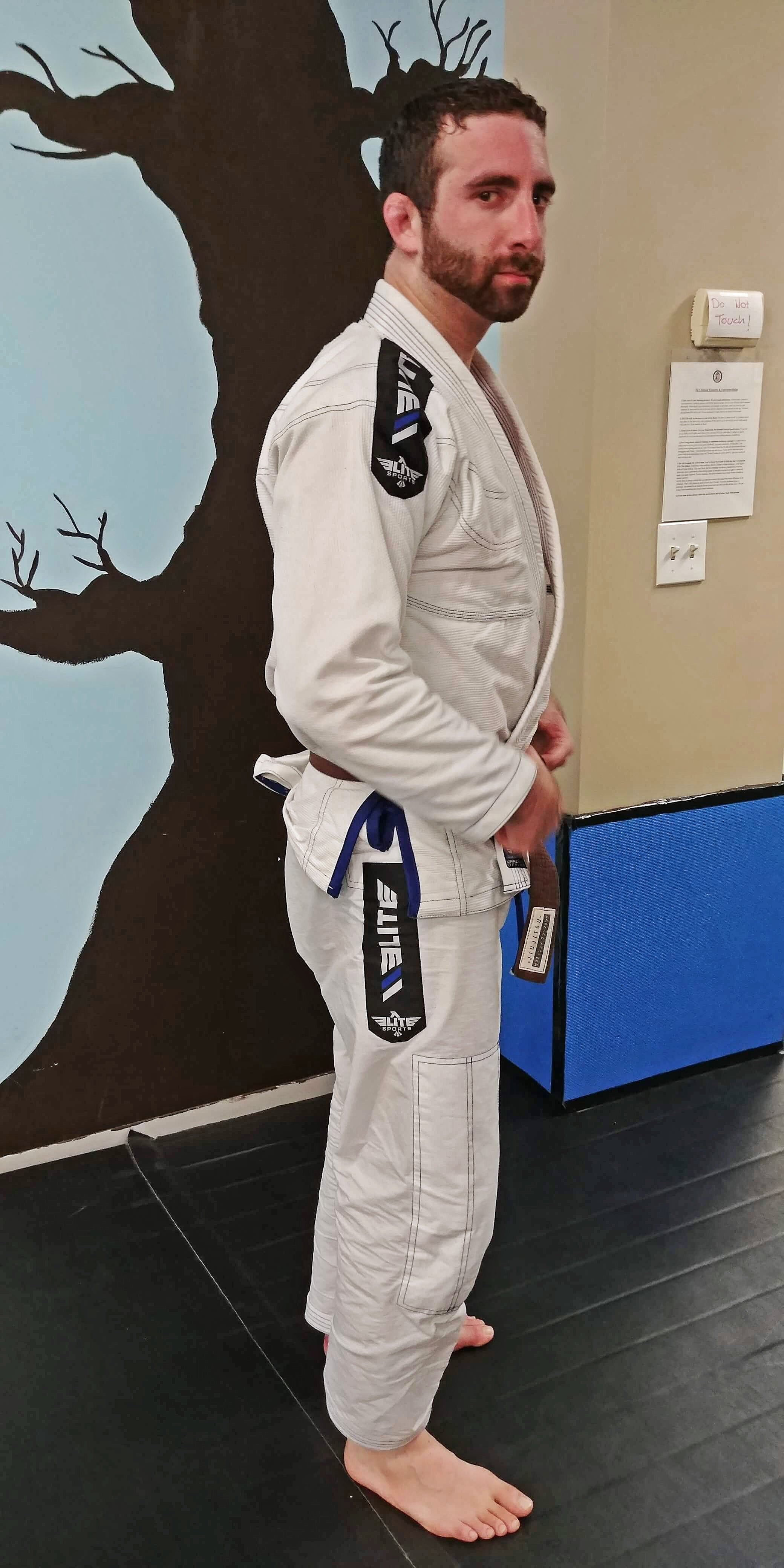 Elite sports Team Elite Bjj Blake Klassman image7