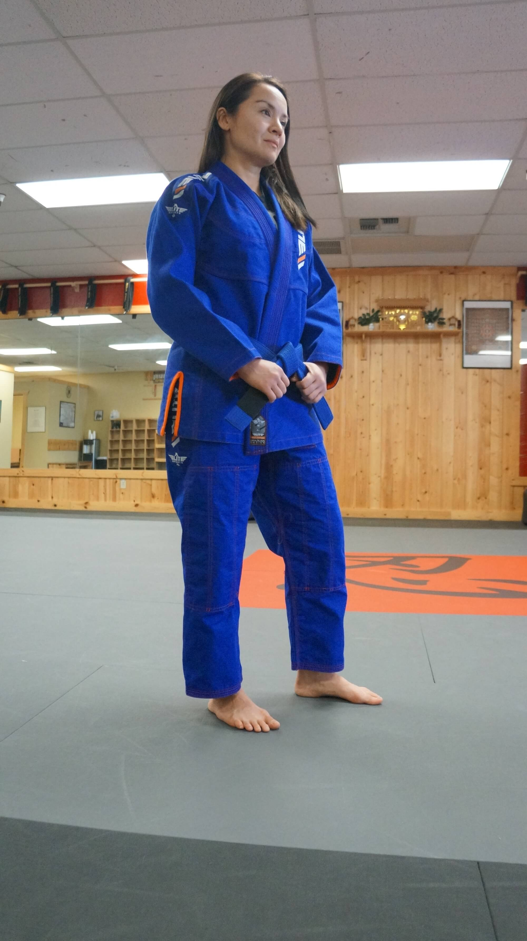 Elite Sports Team Elite Bjj Fighter Ann Ching Image1