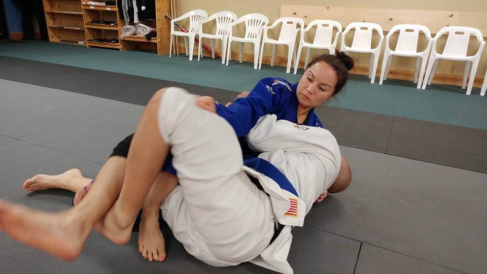 Elite Sports Team Elite Bjj Fighter Ann Ching Image3