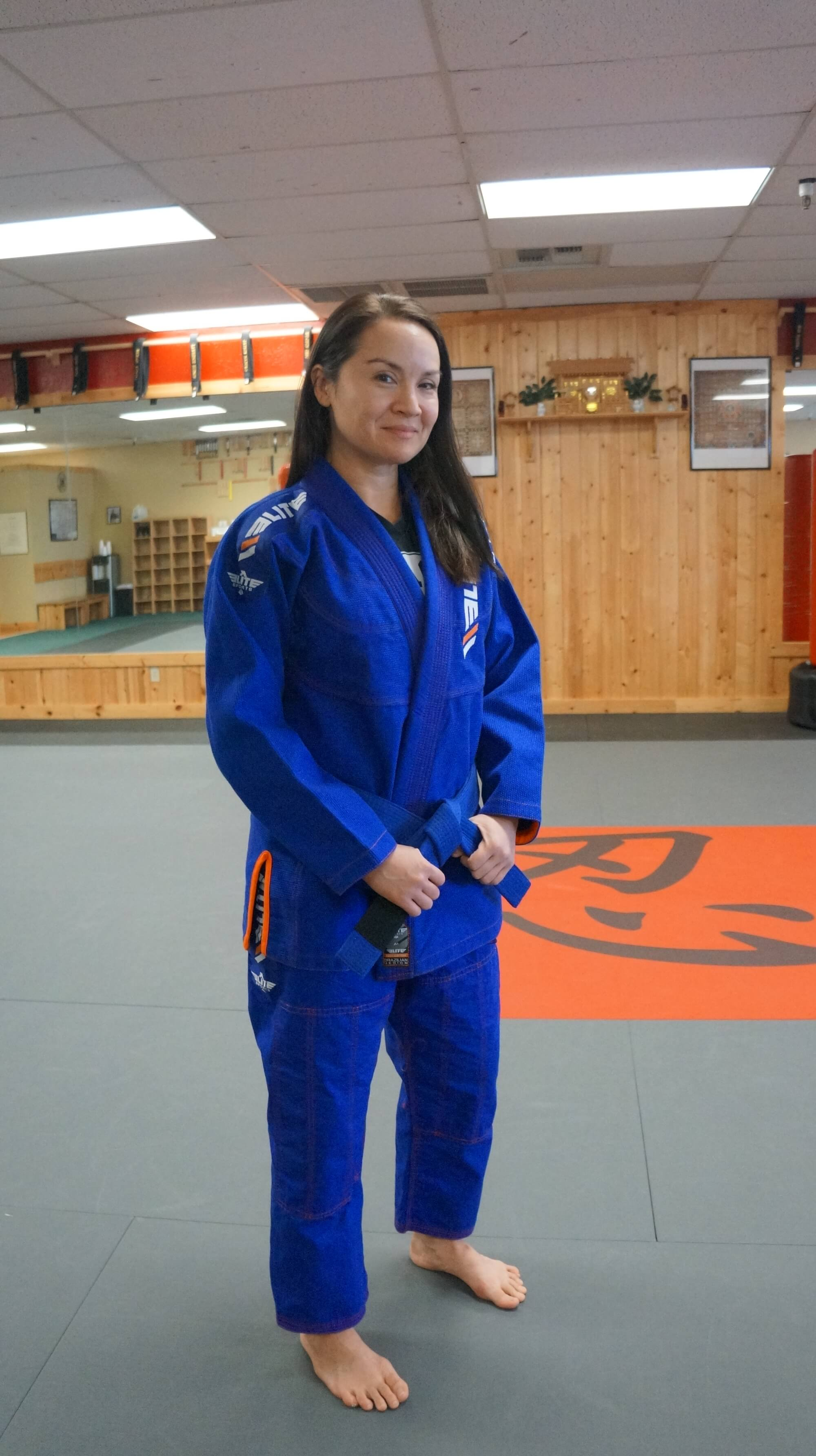 Elite Sports Team Elite Bjj Fighter Ann Ching Image6