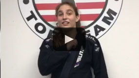 Elite sports team elite Bjj Fighter Cáitlín Blessing Kelley video thumbnail2