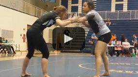 Elite sports team elite Bjj Fighter Yves Nicole Christine Sullivan video thumbnail3