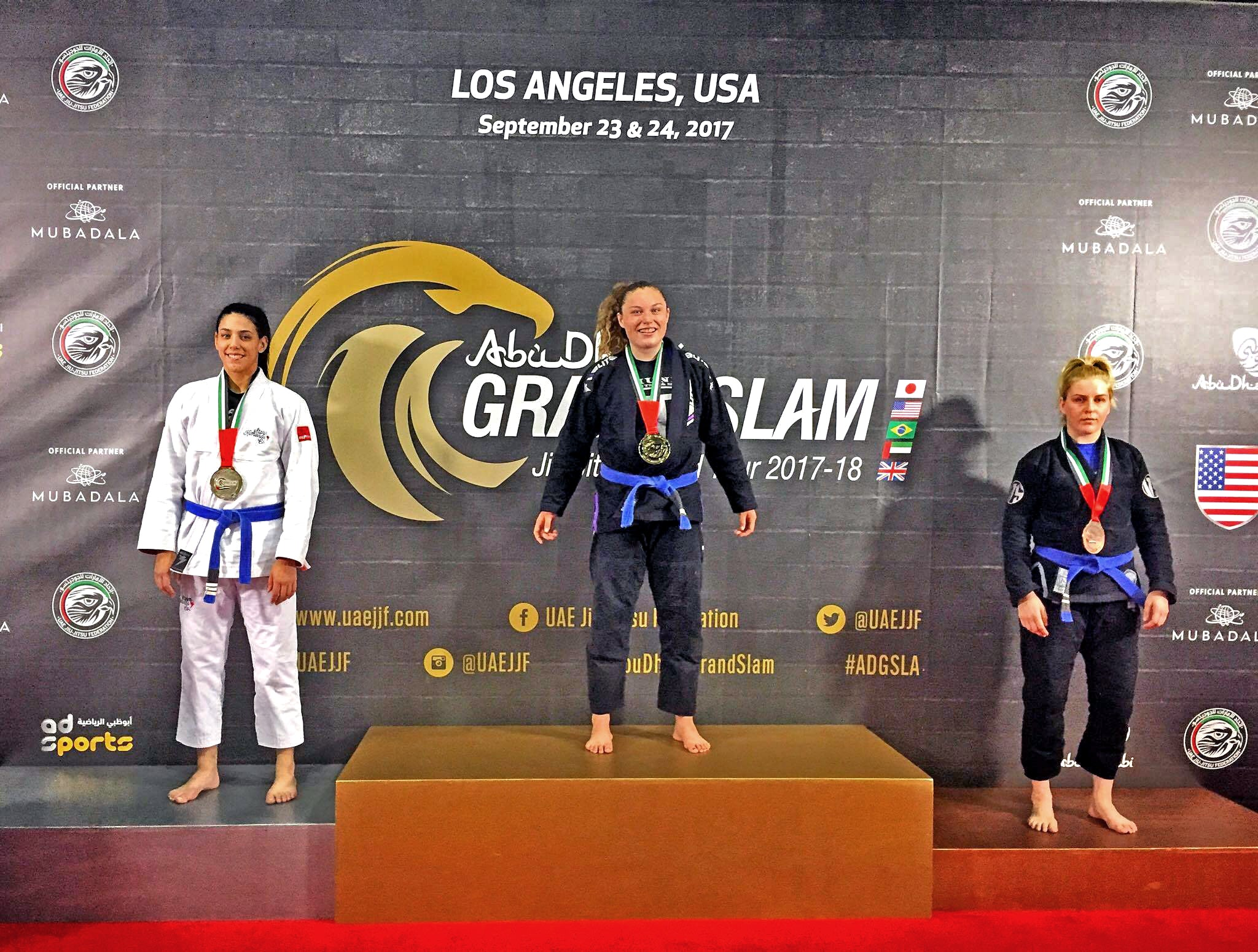 Elite Sports Team Elite Bjj Fighter Michelle Nicole Dunchus Image1