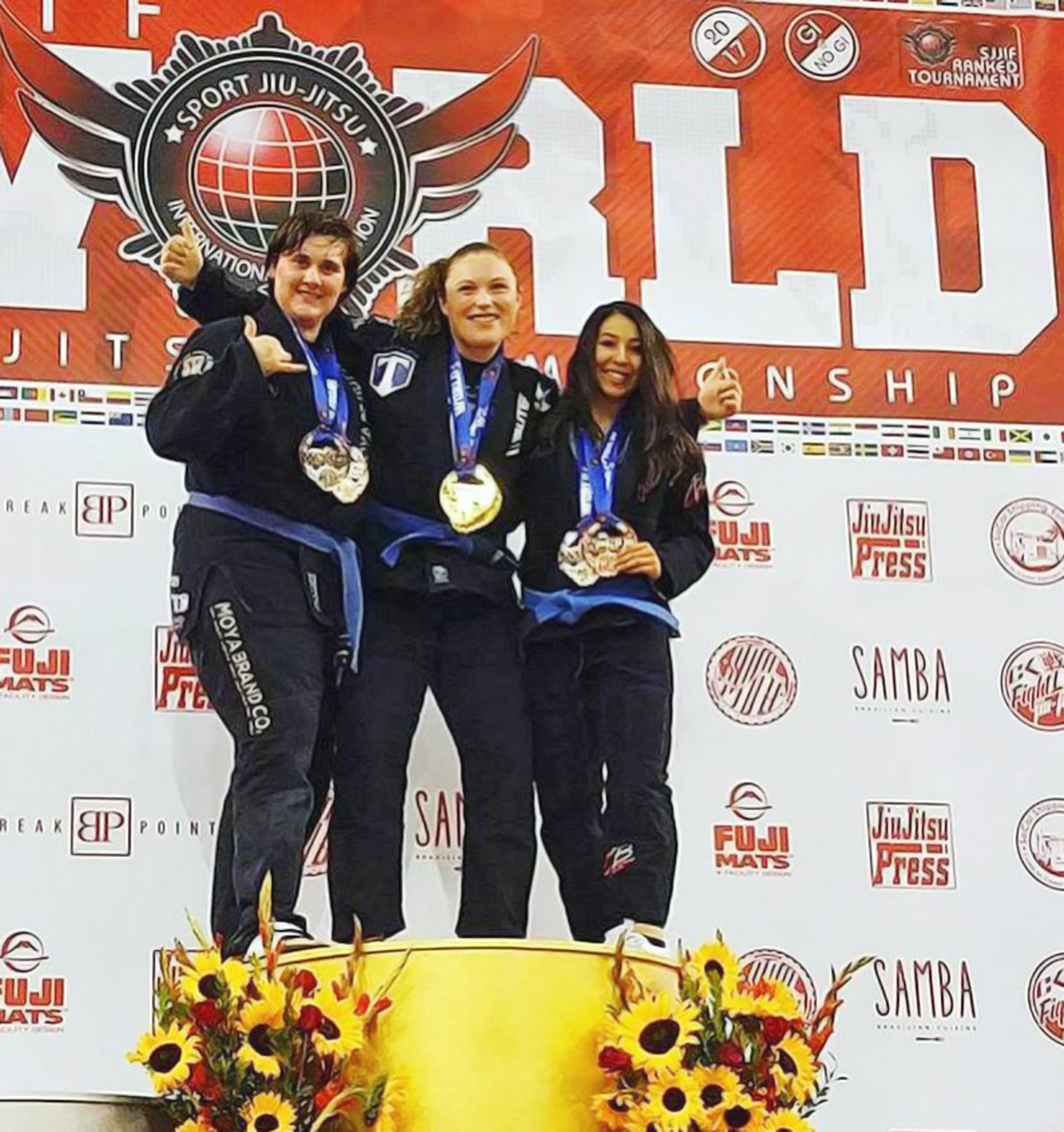 Elite Sports Team Elite Bjj Fighter Michelle Nicole Dunchus Image6