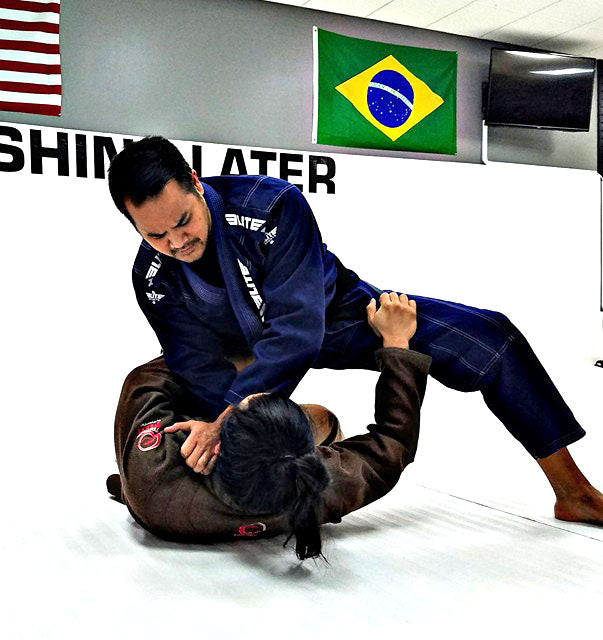 Elite sports Team Elite Bjj Eric Callueng image1