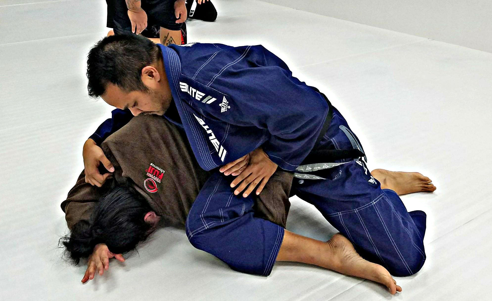 Elite sports Team Elite Bjj Eric Callueng image3