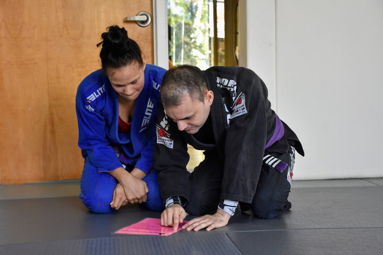 Elite sports Team Elite Bjj Yanelisa Perez image1