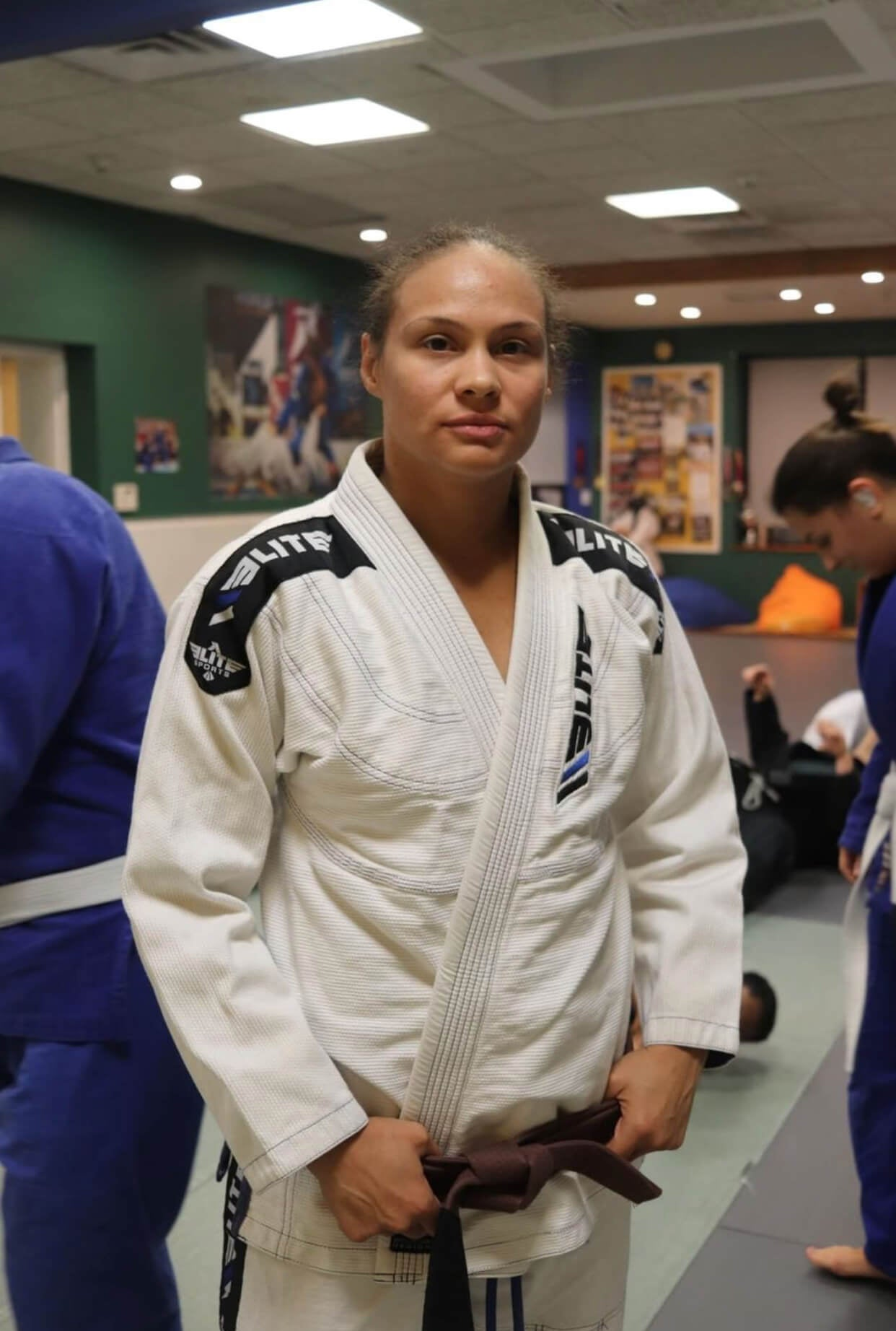Elite sports Team Elite Bjj Yanelisa Perez image4