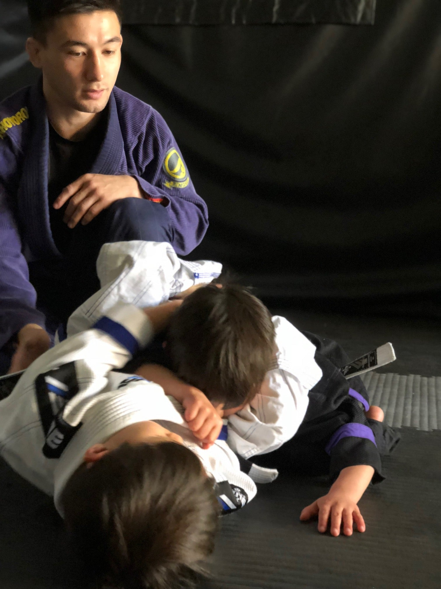 Elite Sports Team Elite Bjj Fighter Oliver Ho & Jonathan Ho Image7