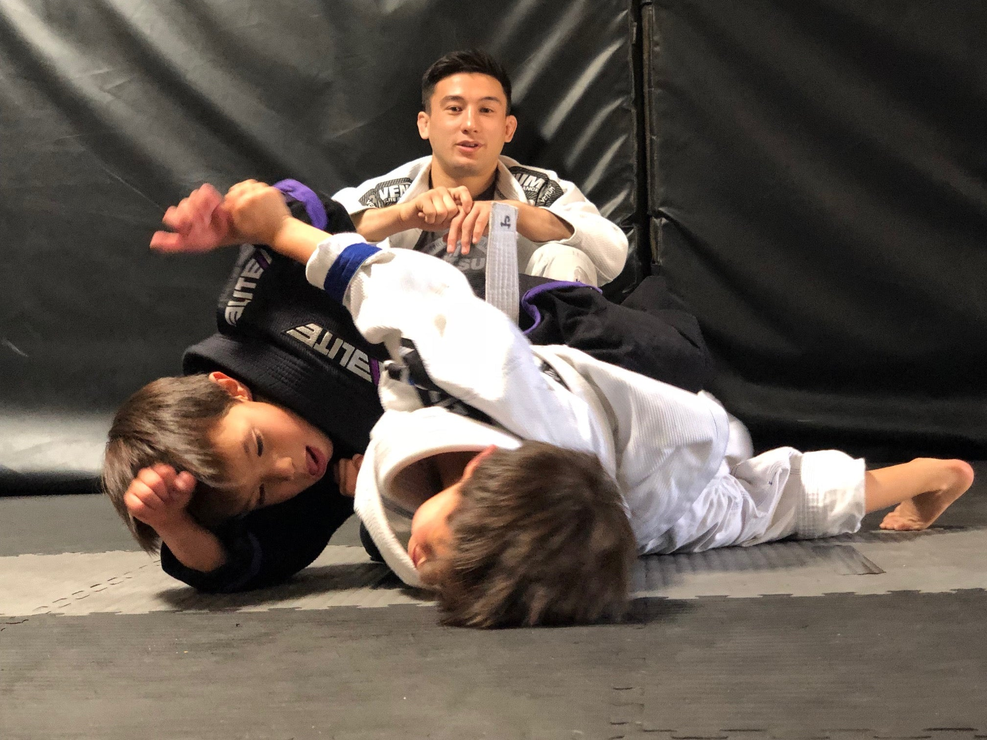 Elite Sports Team Elite Bjj Fighter Oliver Ho & Jonathan Ho Image8