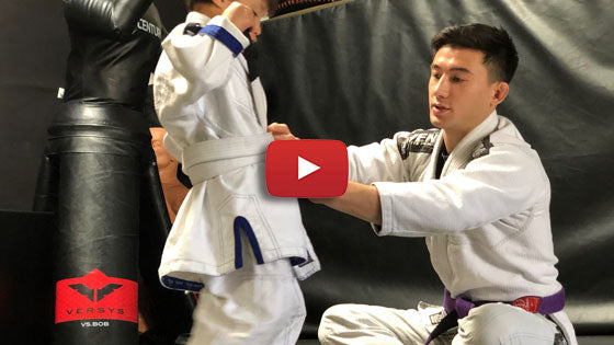 Elite sports team elite Bjj Fighter Oliver Ho & Jonathan Ho video thumbnail1