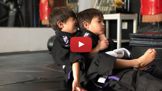 Elite sports team elite Bjj Fighter Oliver Ho & Jonathan Ho video thumbnail2
