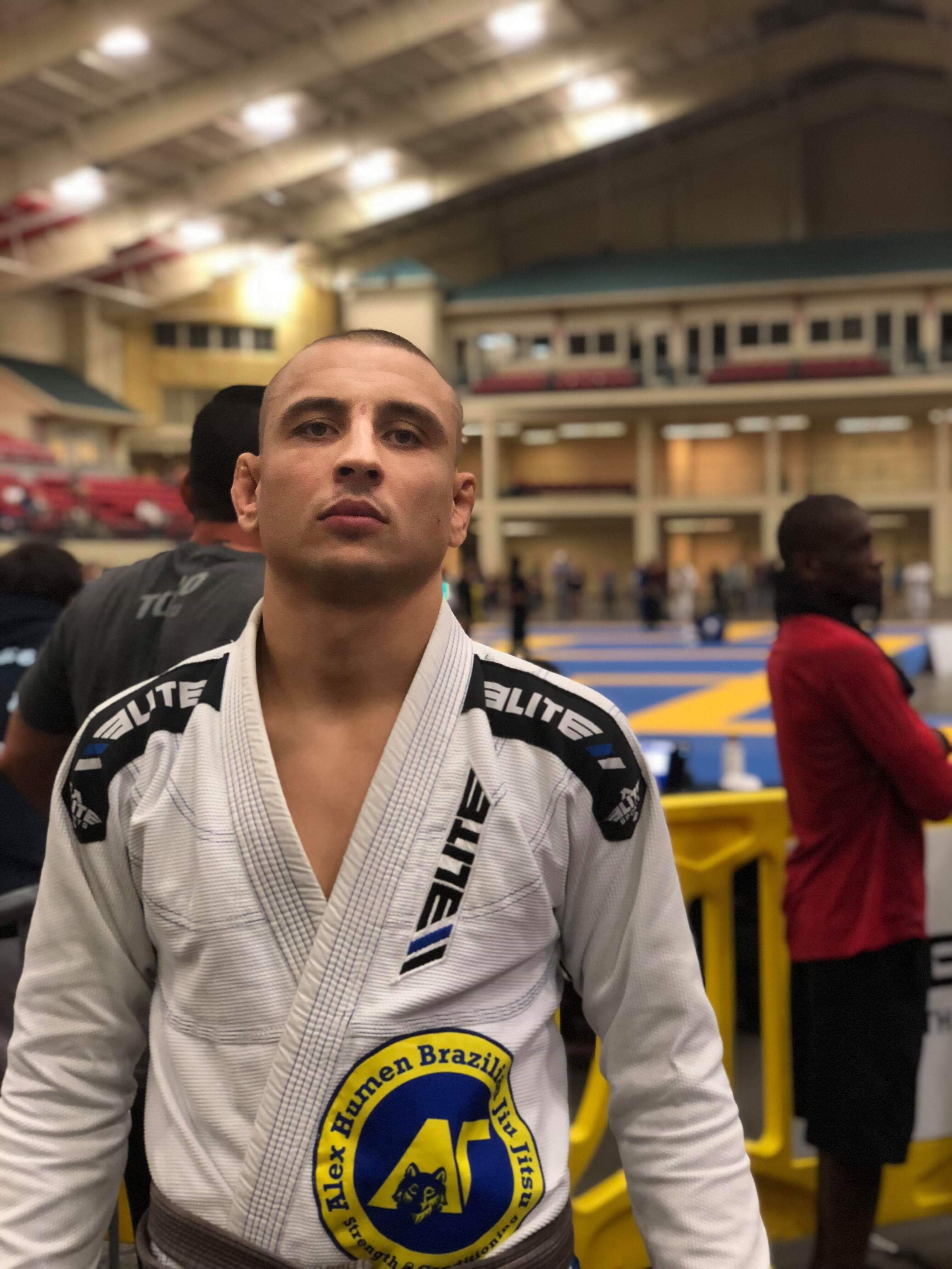 Team Elite Bjj Fighter Oleksand Alex Humen Elite Sports – Elite Sports