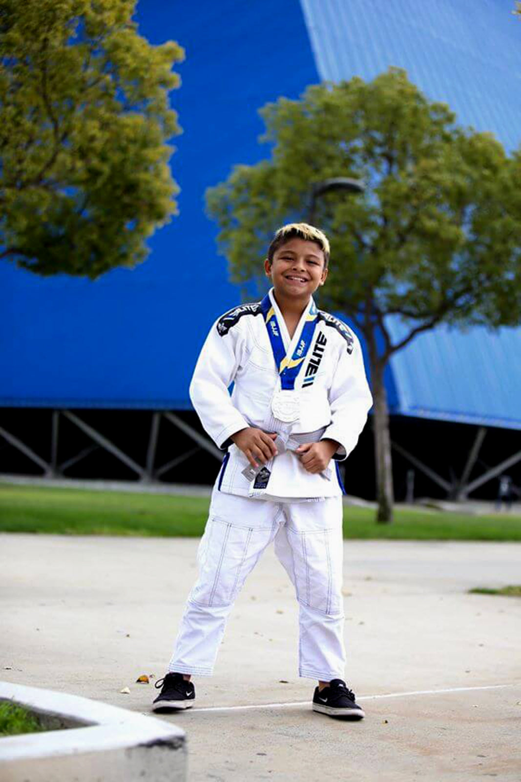 Elite Sports Team Elite Bjj Fighter Gabriel Garcia (Martelo)  Image1