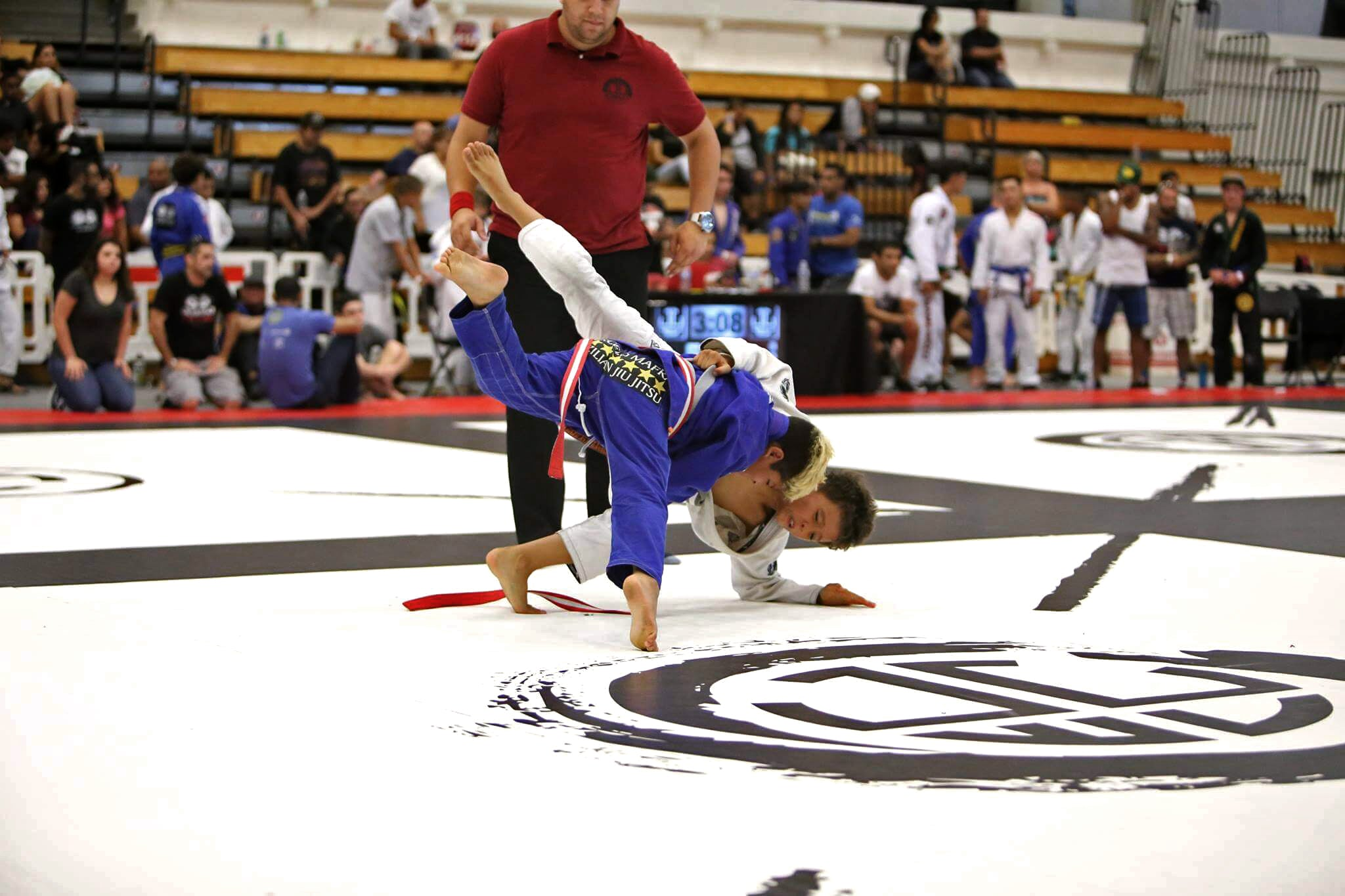 Elite Sports Team Elite Bjj Fighter Gabriel Garcia (Martelo)  Image16