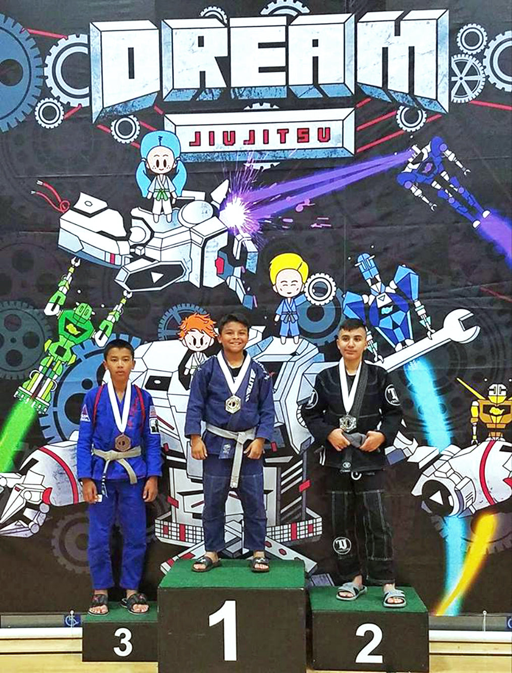 Elite Sports Team Elite Bjj Fighter Gabriel Garcia (Martelo)  Image17