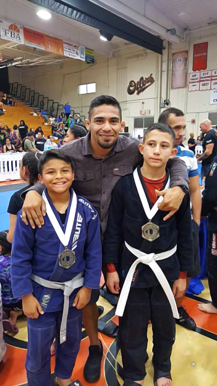 Elite Sports Team Elite Bjj Fighter Gabriel Garcia (Martelo)  Image18