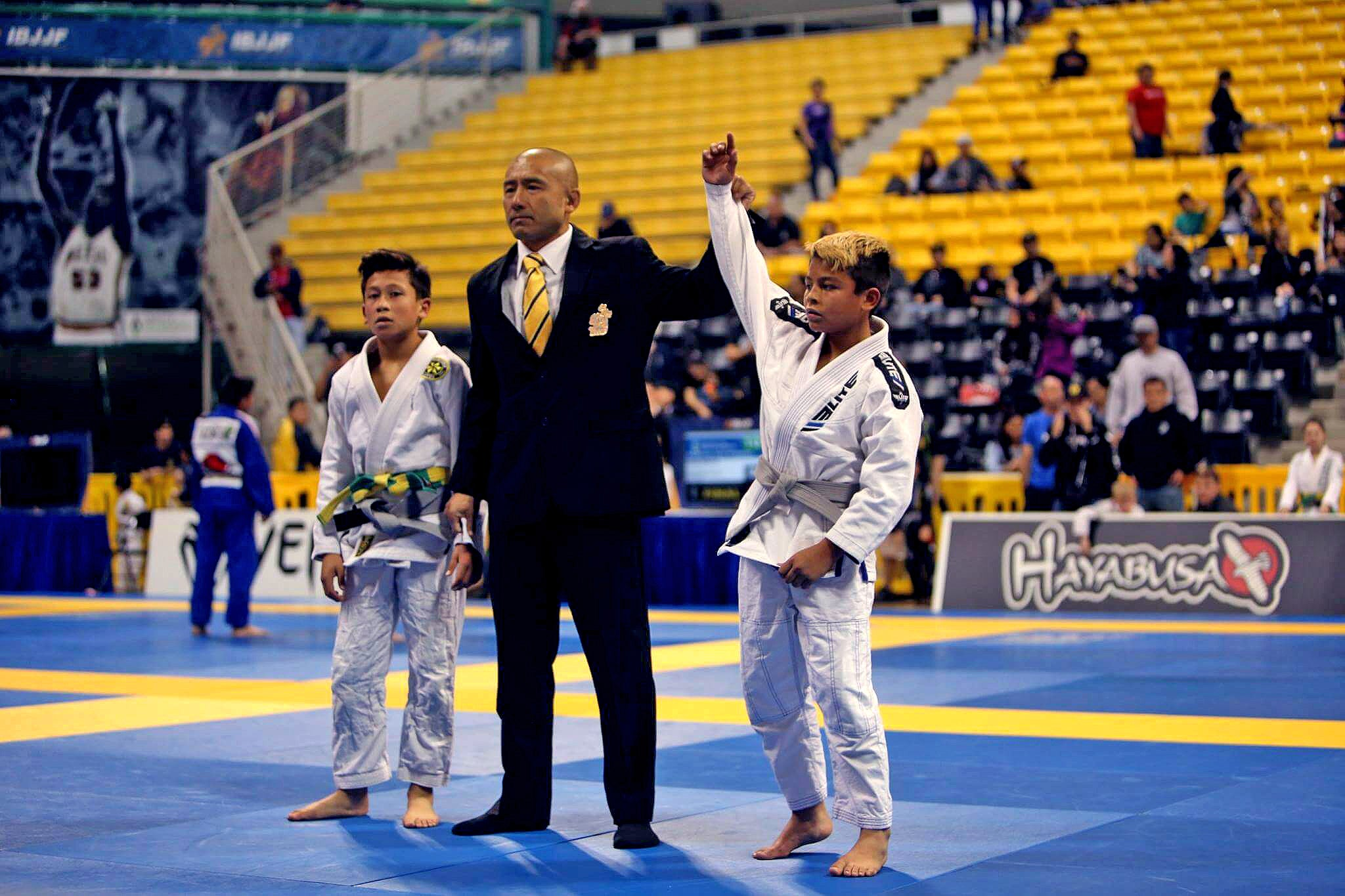 Elite Sports Team Elite Bjj Fighter Gabriel Garcia (Martelo)  Image5