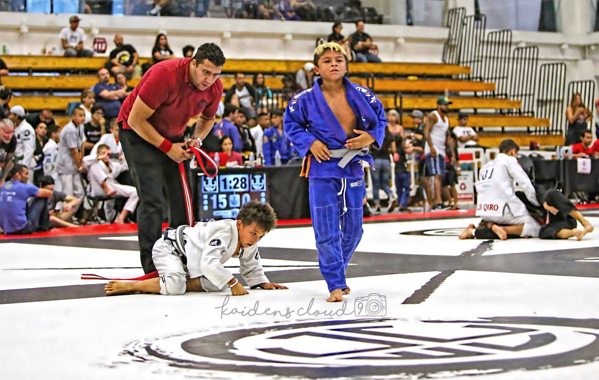 Elite Sports Team Elite Bjj Fighter Gabriel Garcia (Martelo)  Image9