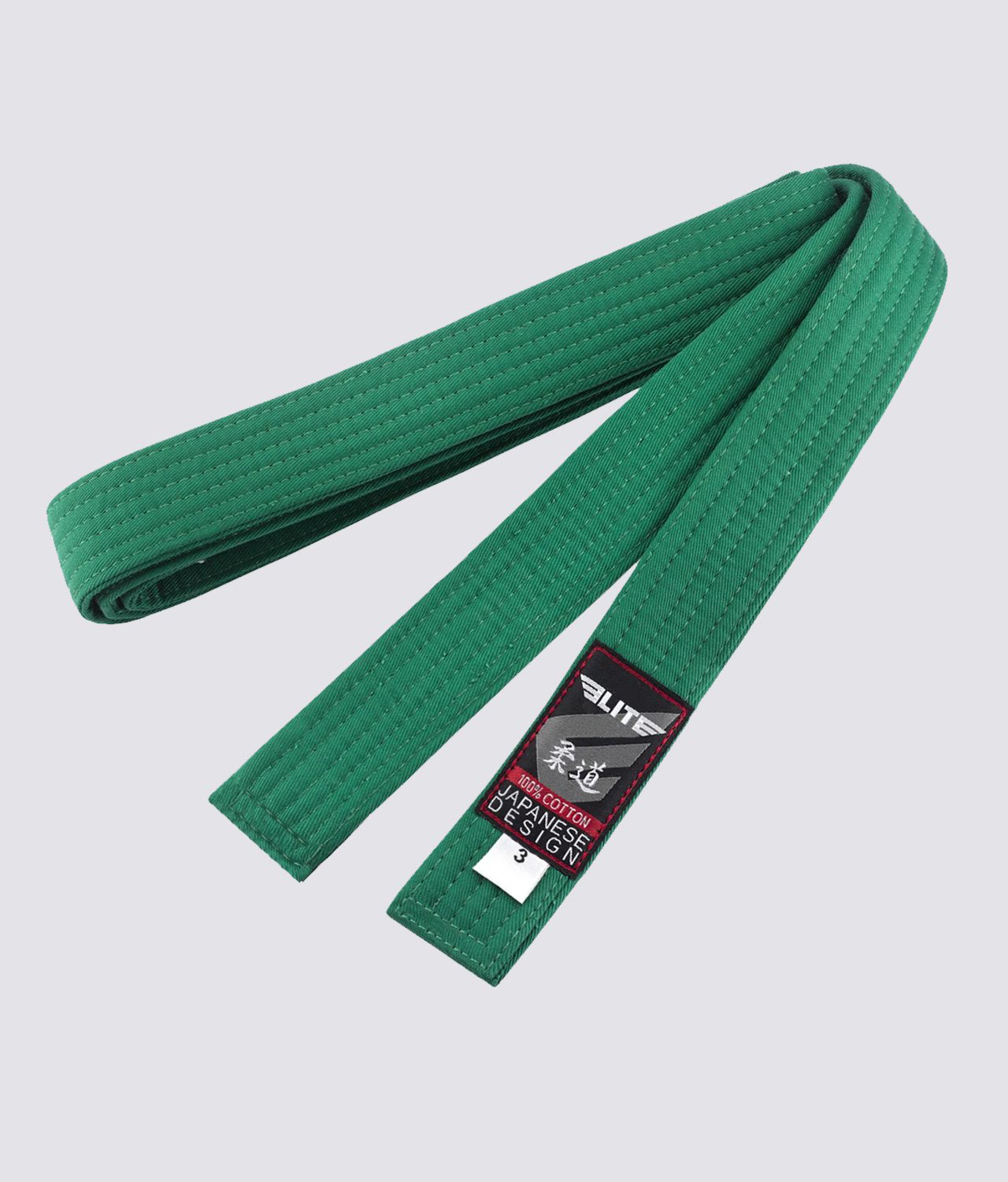 Elite Sports Adult Judo Green Belt