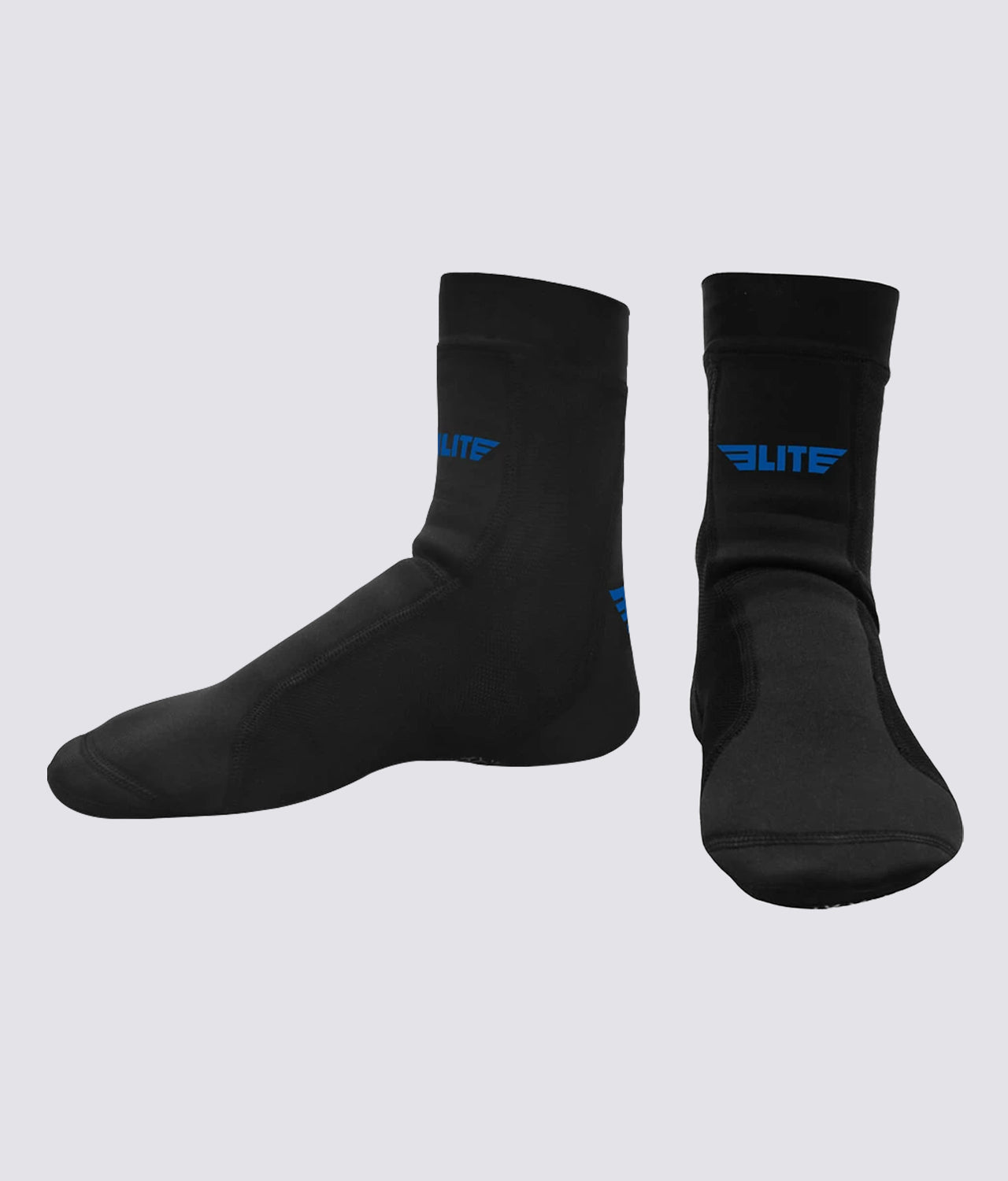 Elite Sports Superior Comfort Blue MMA Foot Grips