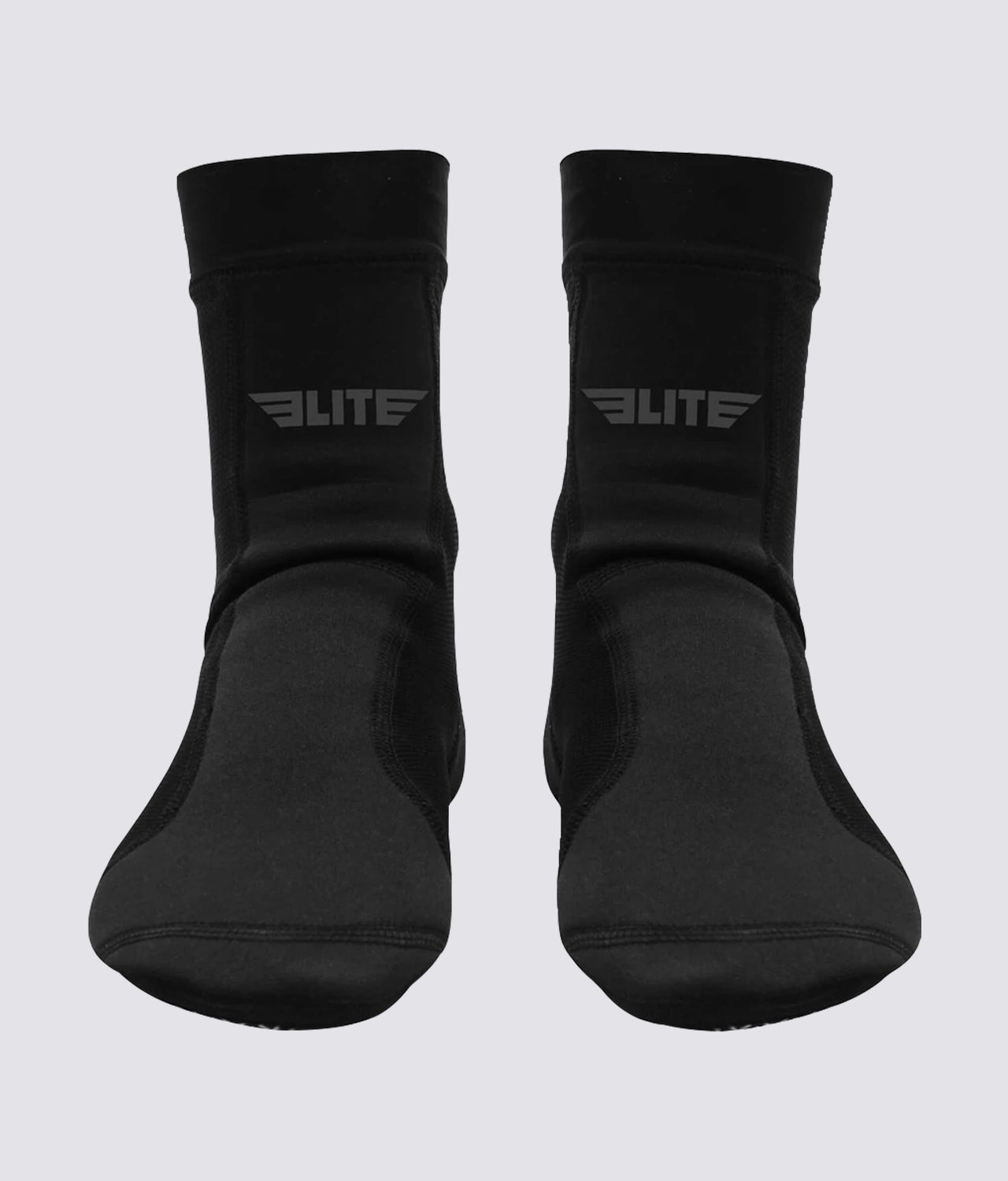 Elite Sports Anatomically Shaped Design Gray MMA Foot Grips
