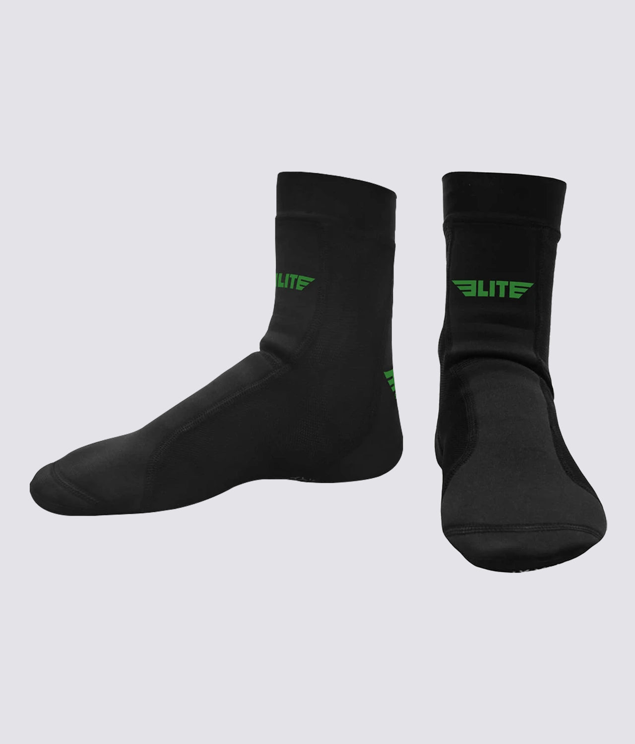 Elite Sports Superior Comfort Green Training Foot Grips